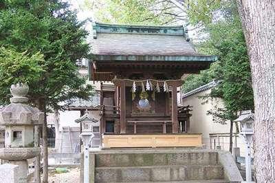 東照宮(名古屋東照宮)(愛知県丸の内駅) - 末社・摂社の写真