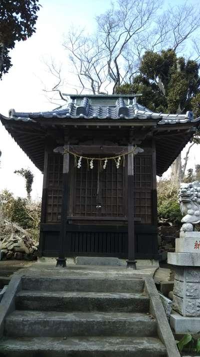 木花咲耶姫神社(茨城県)