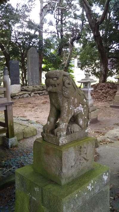起松神社(茨城県)