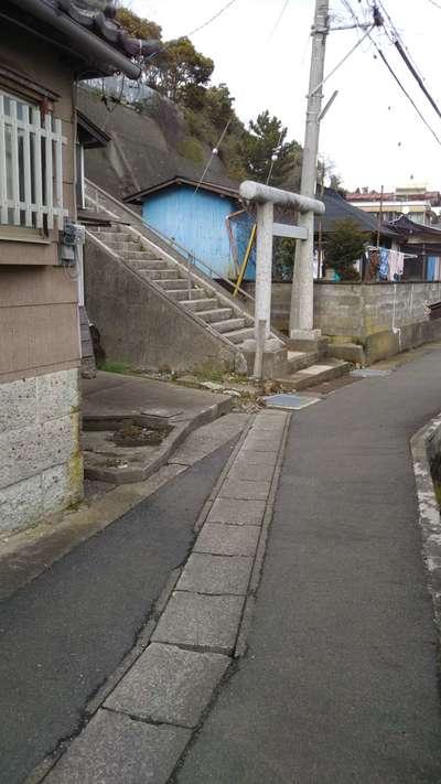 三峰神社(茨城県)
