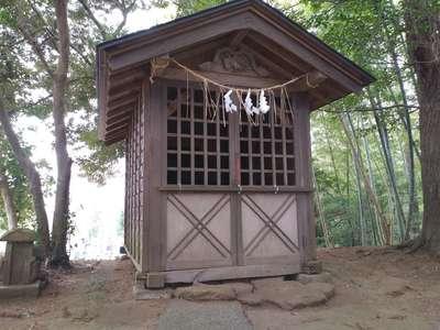 八坂神社/愛宕神社(茨城県)