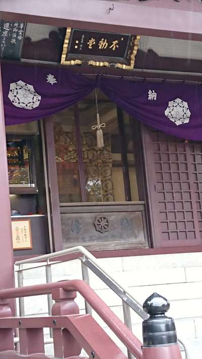 神奈川県川崎大師(平間寺)の本殿