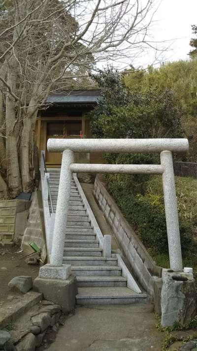 神力稲荷神社(茨城県)
