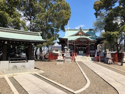 東京都熊野神社の建物その他