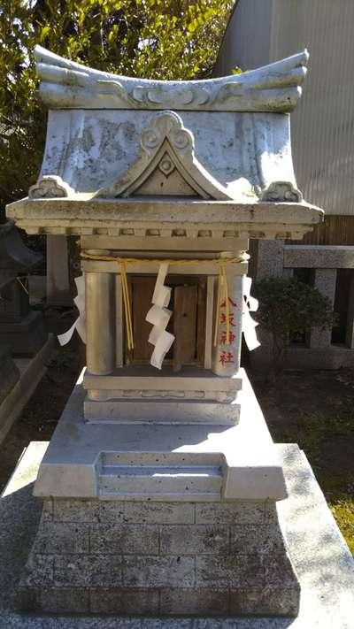 鹿島香取神社(茨城県)