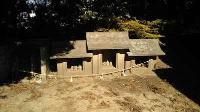 十二所神社の末社