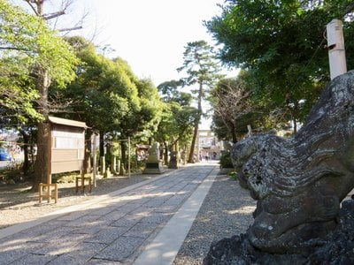 菊田神社(千葉県京成津田沼駅) - その他建物の写真
