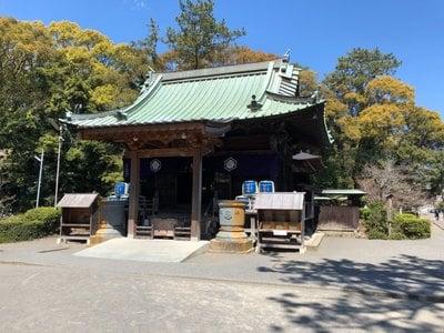 静岡県御穂神社の本殿