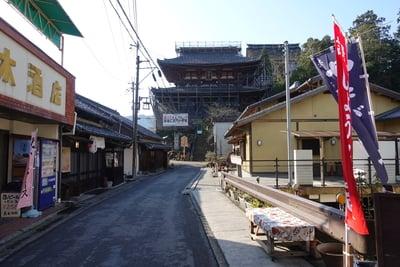 金峯山寺の周辺