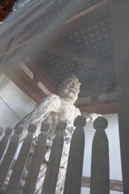 金峯山寺の仏像