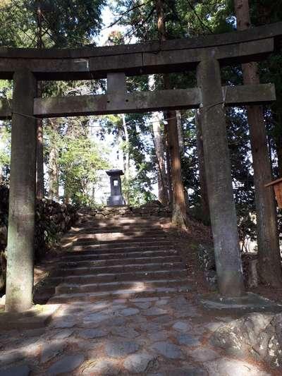 栃木県本宮神社(日光二荒山神社別宮)の本殿
