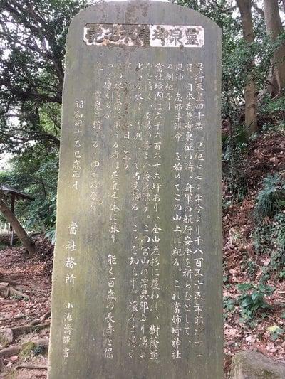 千葉県姉埼神社の写真