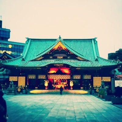東京都神田神社(神田明神)の本殿