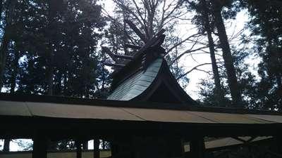 吉田神社の本殿