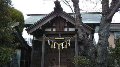 市杵姫神社(茨城県)