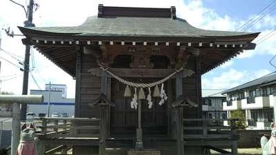 金山稲荷神社(茨城県)