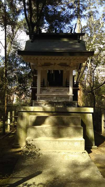 水戸神社(茨城県)