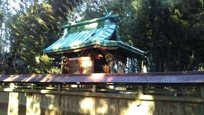 筑波神社(茨城県)