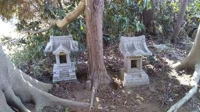 赤穂杉稲荷神社(茨城県)