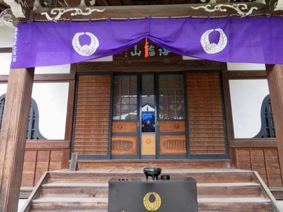 東京都正円寺の本殿