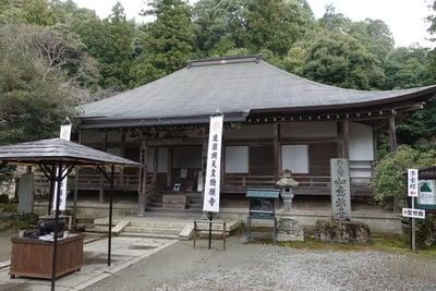 如意輪寺の本殿