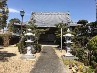 愛知県普照山 慈光寺の本殿