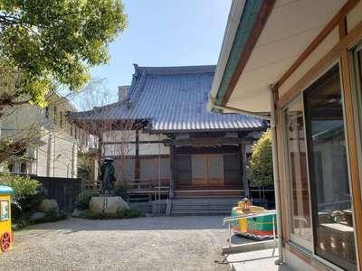警固神社の近くの神社お寺 建立寺