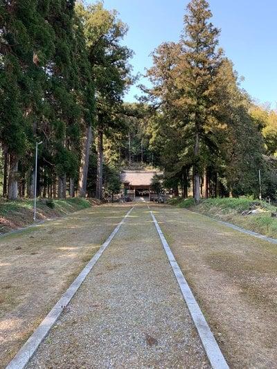 岐阜県南宮神社の建物その他