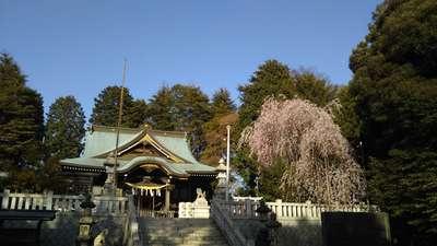 神峰神社(茨城県)
