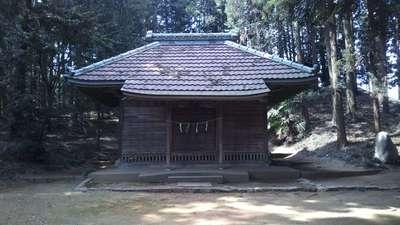 十二所神社の本殿