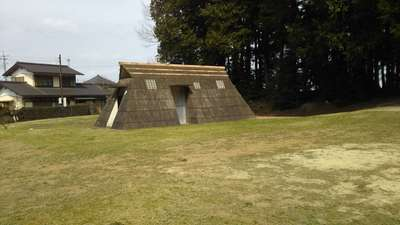 茨城県十二所神社の写真