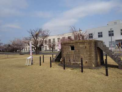 筑波神社跡(茨城県)