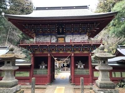 栃木県那須神社の写真