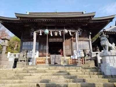 佐賀県陶山神社の写真