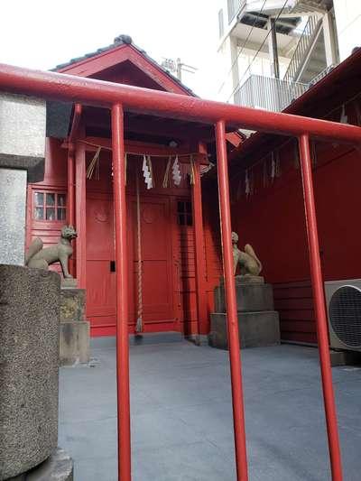 国廣神社の建物その他