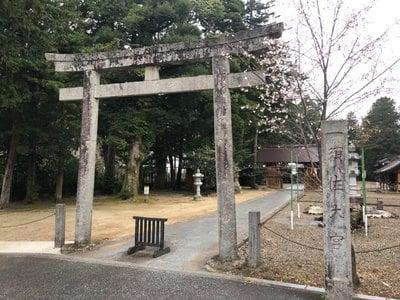 須佐神社(島根県江南駅) - 鳥居の写真