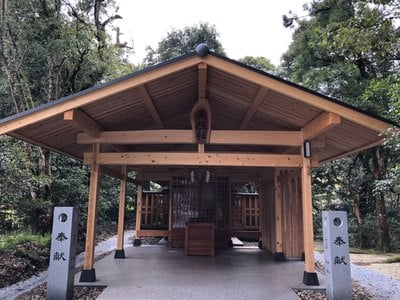 須佐神社(島根県江南駅) - 本殿・本堂の写真