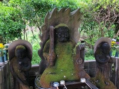 光明寺(馬木不動尊)(島根県)