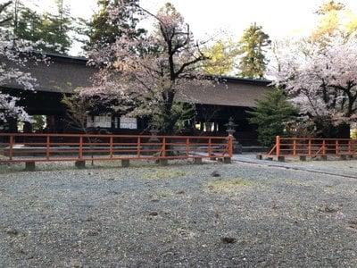 大井俣窪八幡神社(山梨県)
