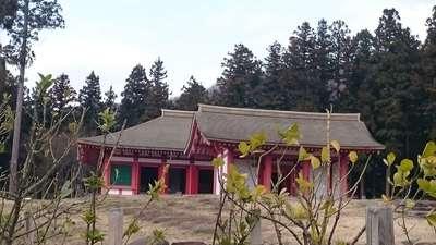 恵日寺の本殿
