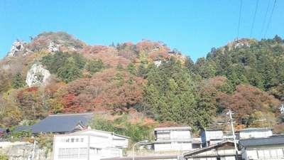 山形県立石寺の景色