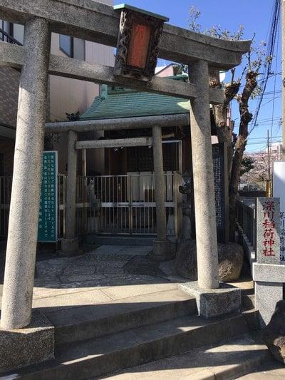 深川稲荷神社(東京都)