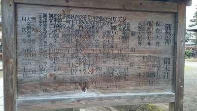 蠶養國神社の歴史