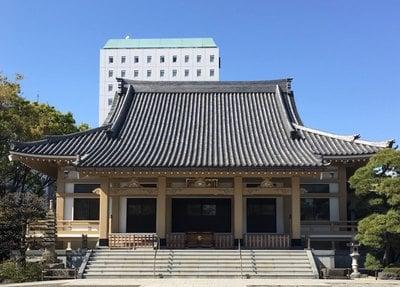 東京都霊巌寺の写真