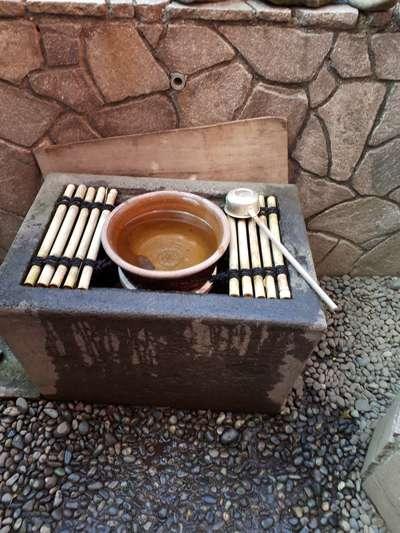 上野東照宮(東京都京成上野駅) - 手水舎の写真