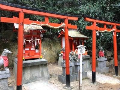 越木岩神社(兵庫県)