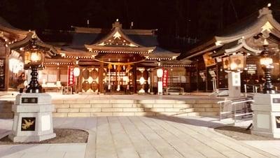 福島県福島県護国神社の本殿