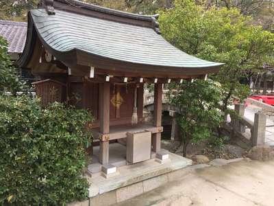西宮神社(兵庫県西宮(阪神)駅) - 末社・摂社の写真