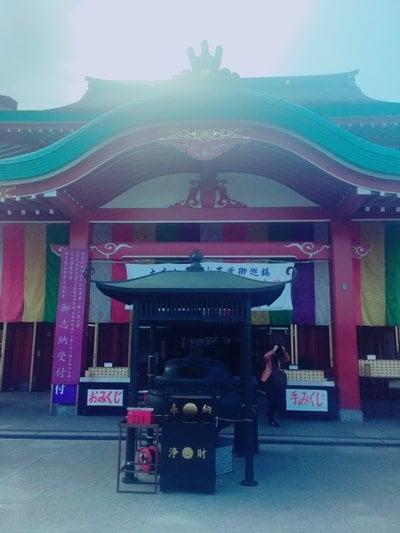神奈川県横浜成田山延命院(成田山横浜別院)の本殿