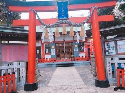 神奈川県金刀比羅大鷲神社の本殿